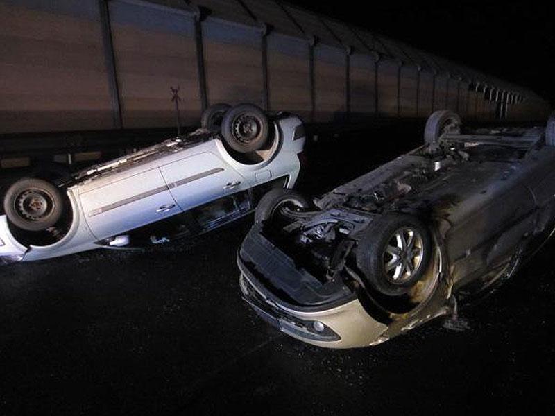 Verkehrsunfall A9 Übelbach