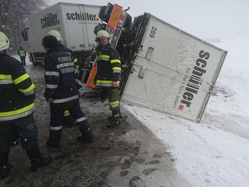 Unfälle Deutschlandsberg