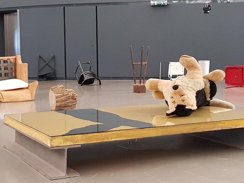 Haegue Yang, Ausstellung Kunsthaus
