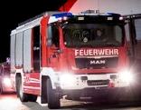 Feuerwehr Feuerwehreinsatz