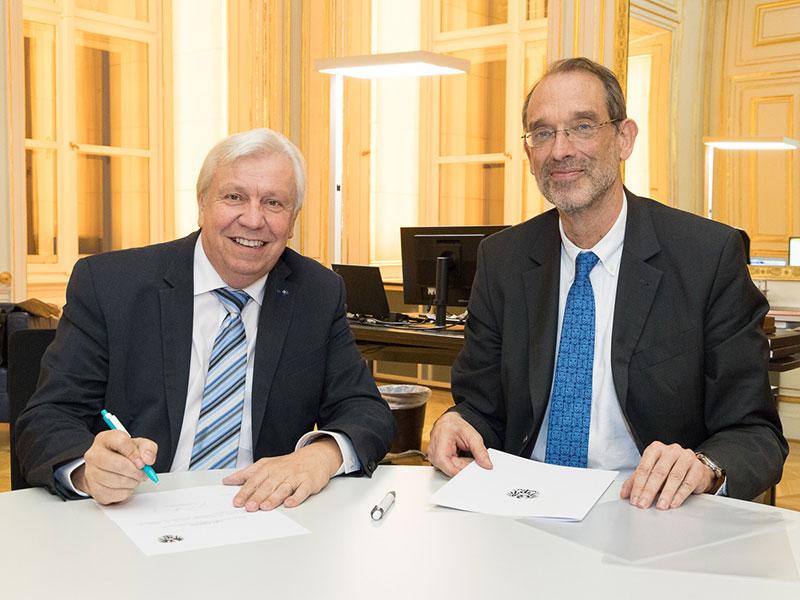 Heuras und Faßmann