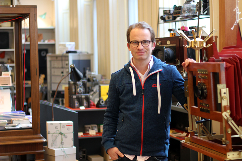 Florian Kaps im Supersense