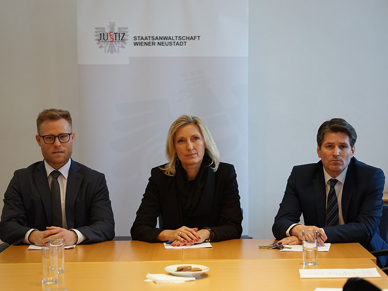 Staatsanwaltschaft Wiener Neustadt