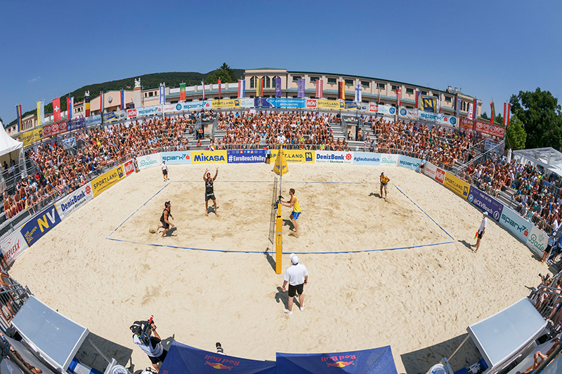 Baden Beachvolleyball World-Tour