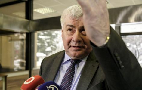 Verkehrsminister der Slowakei Árpád Érsek