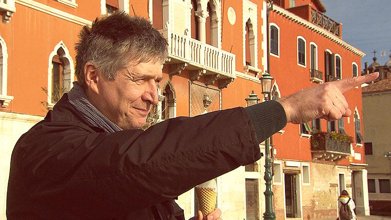 Gerhard Krammer Homestory Venedig und Burgenland
