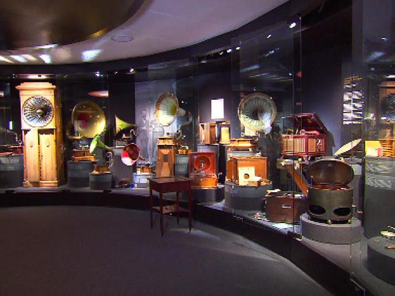 Grammophon-Museum