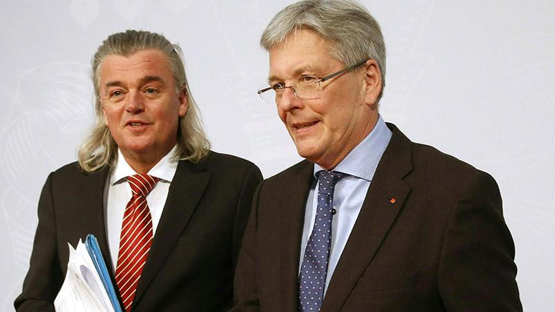 Peter Kaiser Pressekonferenz Top Team Ermittlungen eingestellt