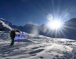 Skitour zur Höllscharte