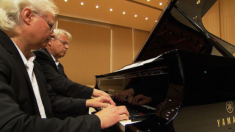 Johannes und Eduard Kutrowatz