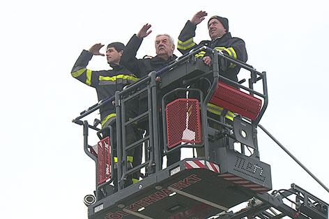 Feuerwehr sucht antike Leiter Völkermarkt