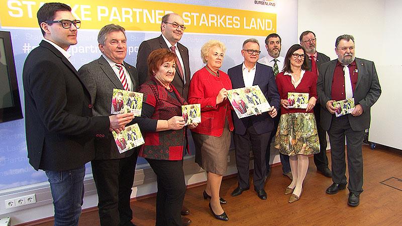 SPÖ Landesparteivorstand LWK Wahl