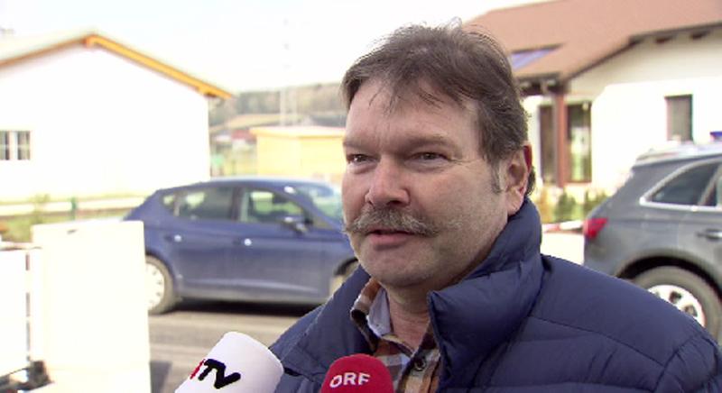 Nachbar Herbert Pomarolli