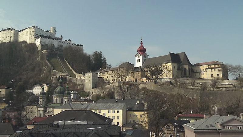 Kloster Stift Nonnberg