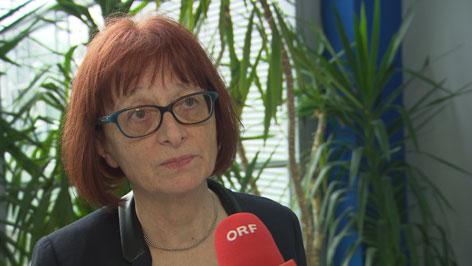 Pathy Lívia, a burgenlandi magyar oktatás szakfelügyelője