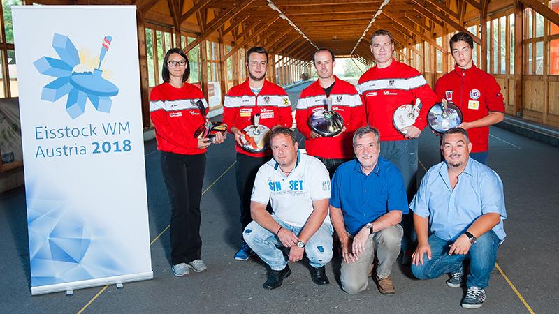 Eisstock Weltmeisterschaft Amstetten Winklarn