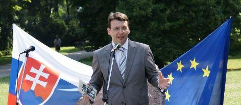 Vladimír Skalský, Vorsitzender Svetového združenia Slovákov v zahraničí