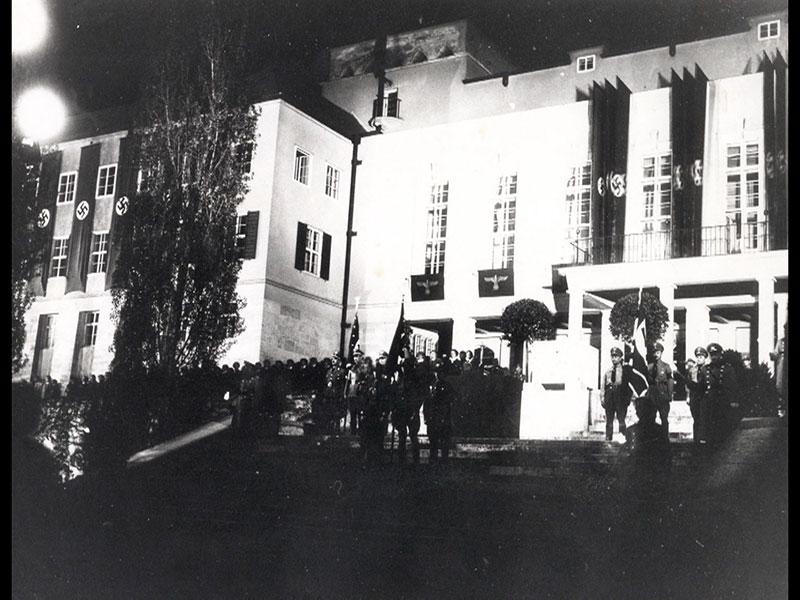 Landhaus 1938