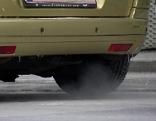 Diesel Auspuff
