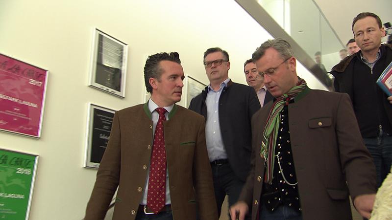 Norbert Hofer FPÖ