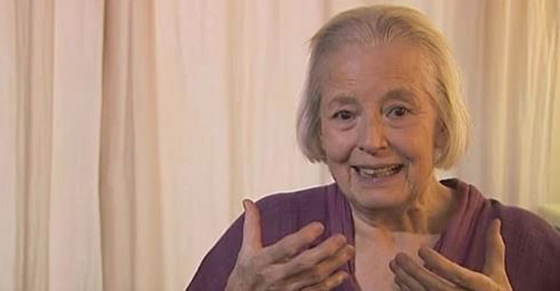 Elfriede Irrall Schauspielerin