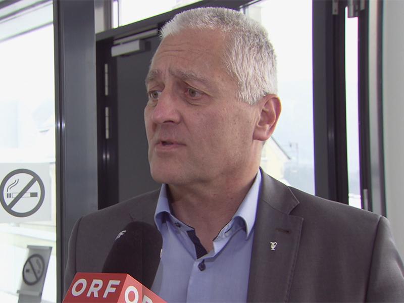 Gerhard Steinbauer, Bürgermeister von Bad Gastein (ÖVP)