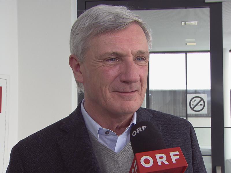 Harald Preuner, Bürgermeister der Stadt Salzburg (ÖVP)