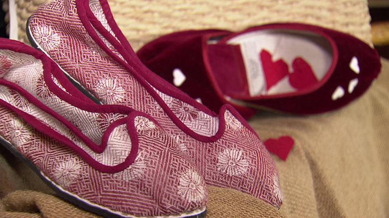 SSC Scarpets Schuhe Dina della Schiava