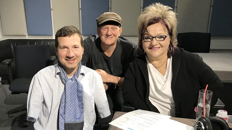 Rainer Perle, Marianne Hengl, Georg Fraberger