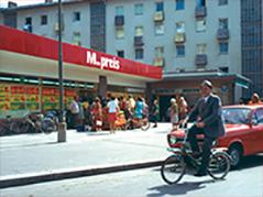 Mpreis-Filiale in Innsbruck