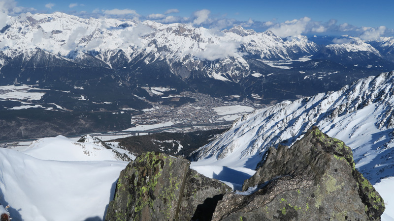 Skitour auf den Rietzer Grieskogel