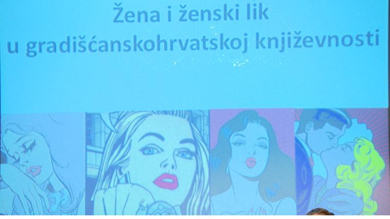 Predavanje o ženskoj literaturi