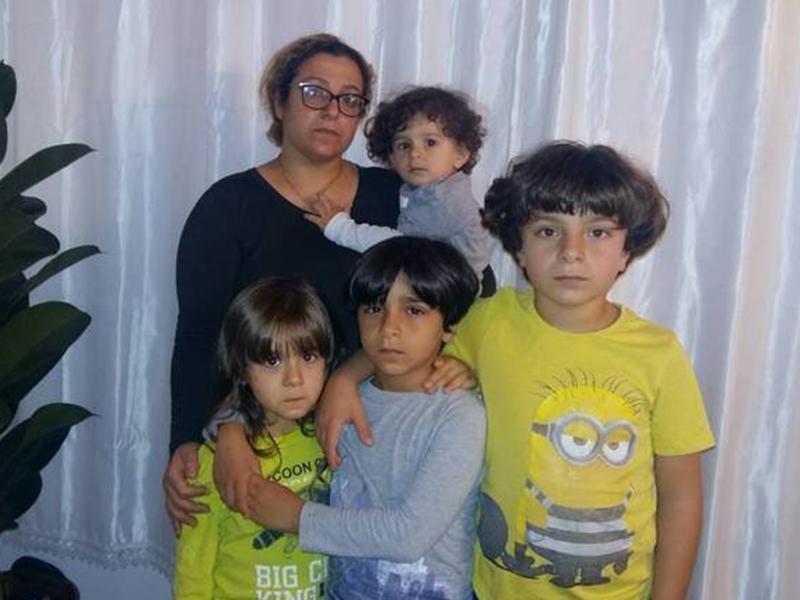 FlüchtlingsfamilieMohammad
