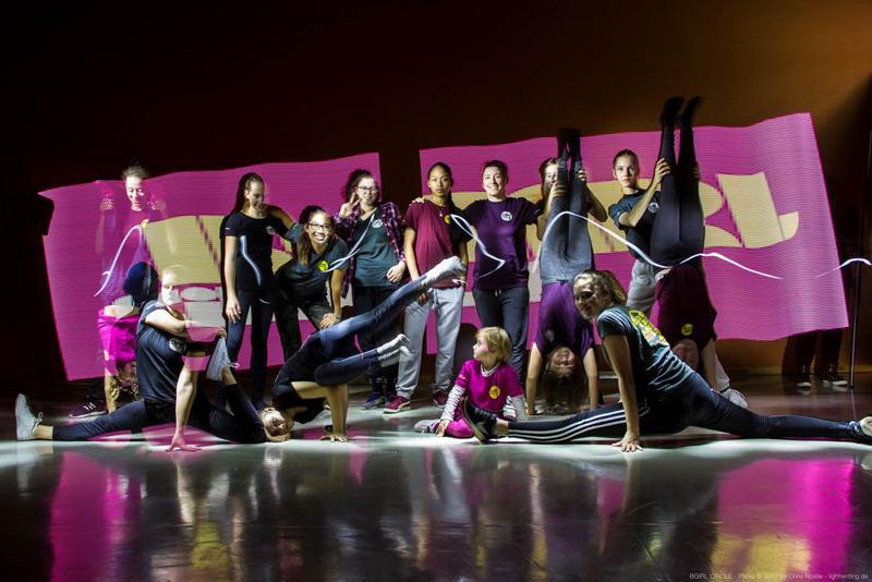 Tanzprojekt Foto 1