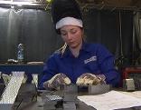 Jacqueline Leitgeb, Metalltechnikerin