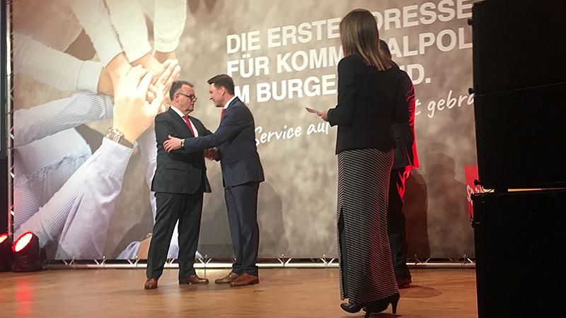GVV-Wahl, Erich Trummer, Gemeindevertreterverband