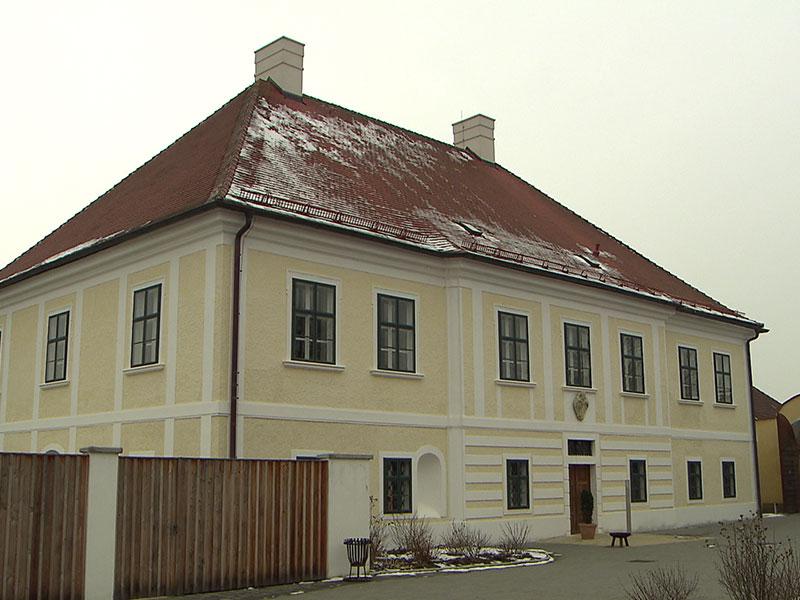 Pfarrhof Stollhofen