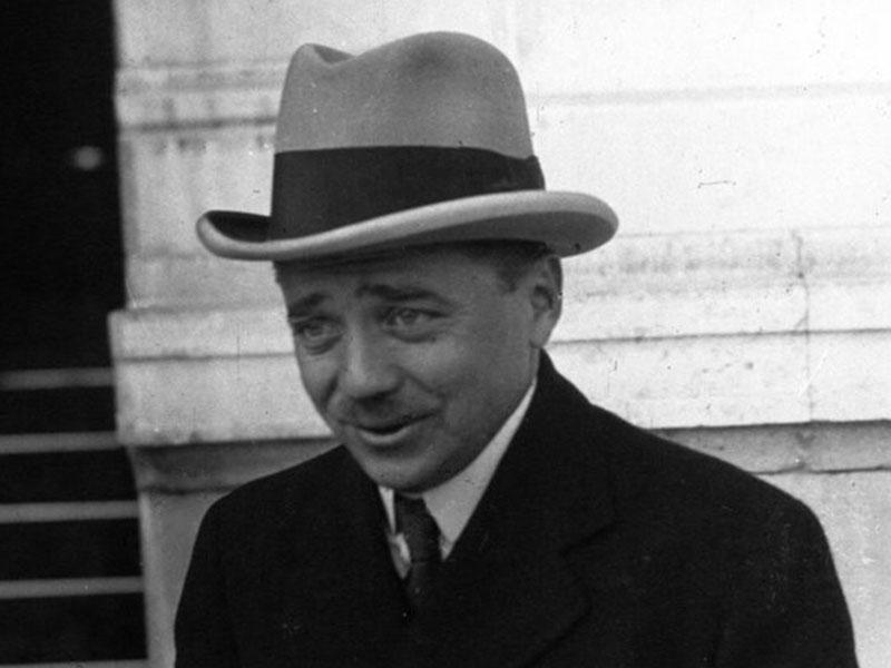 Engelbert Dollfuß in Genf