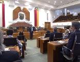 Neuer Besucherdienst Landtag