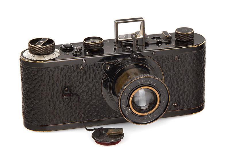 Leica Kamera Weltrekord