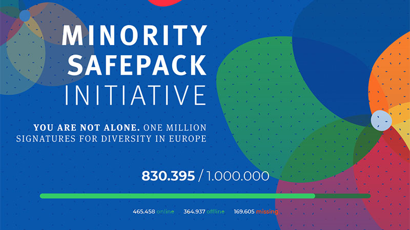 Minority SafePack 830.000