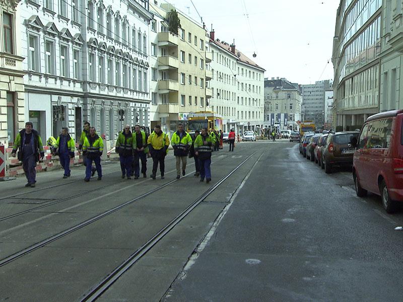 "Oberleitungsschaden in Döbling: ""Bim""-Linie unterbrochen"