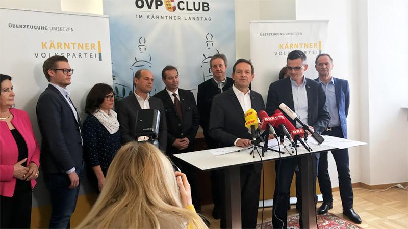 ÖVP Vorstand Benger
