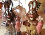 Schokoladenosterhasen