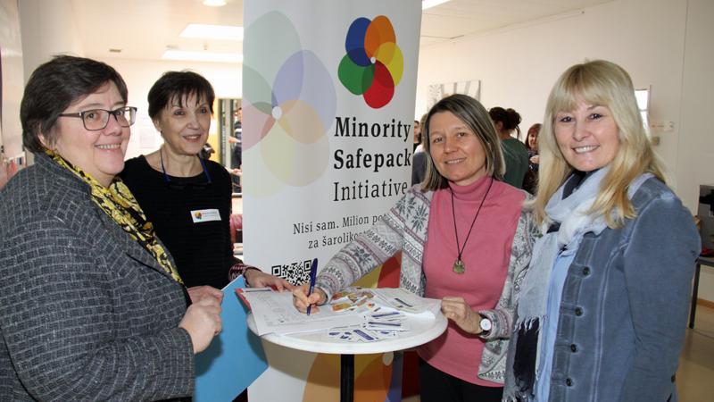 Prezentacija Minority SafePacka u Pedagoškoj visokoj školi