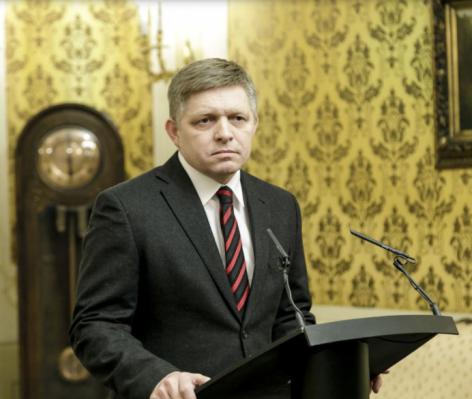 Robert Fico, Slowakischer Premierminister