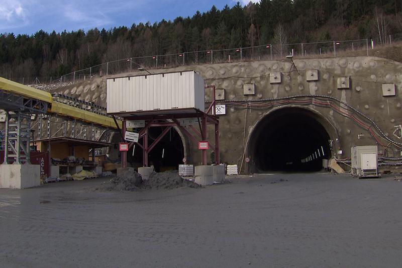 Gloggnitz Semmering Basistunnel Auswirkungen