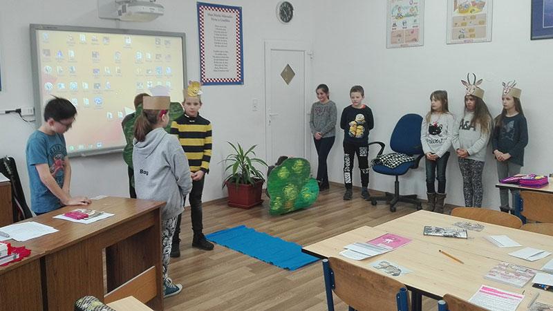 Škola Hrvatskoga jezika Koljnof