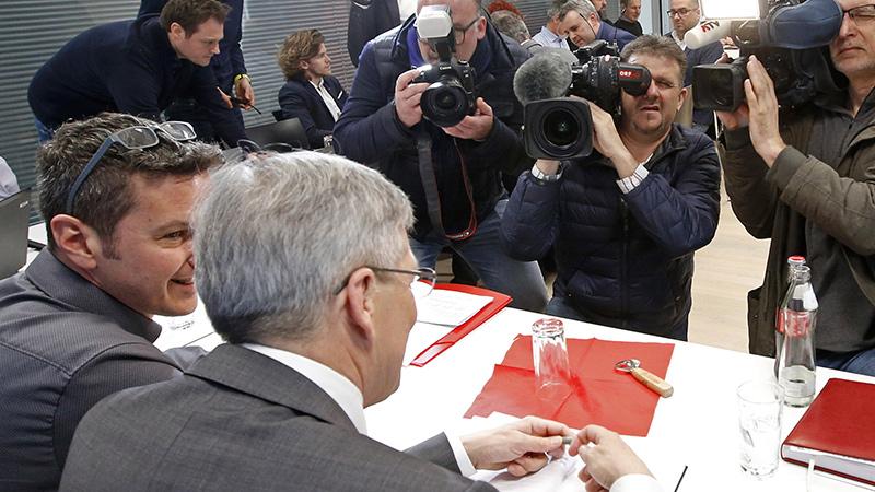 Landesparteivorstand SPÖ Kaiser