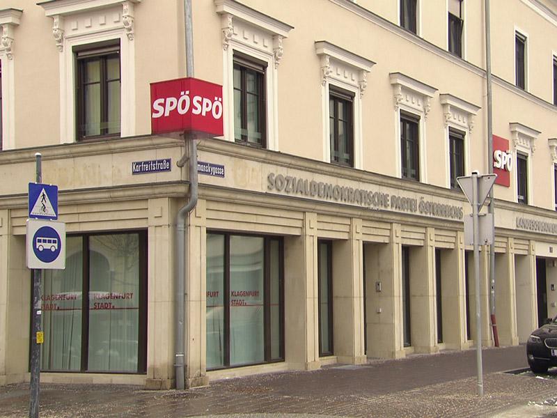 SPÖ Landesparteivorstand